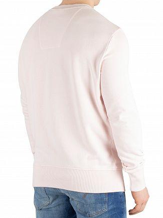 G-Star Bleach Pink Core Sweatshirt