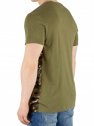 G-Star Sage Graphic Camo Strip T-Shirt