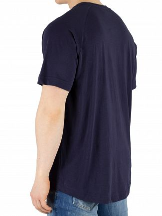 G-Star Sartho Blue ORE Raglan Loose Fit T-Shirt