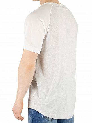 G-Star White Raglan Loose T-Shirt