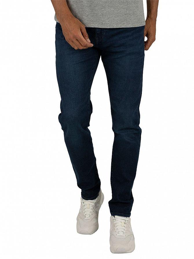 Levi's Sage Subtle 512 Slim Taper Fit Jeans