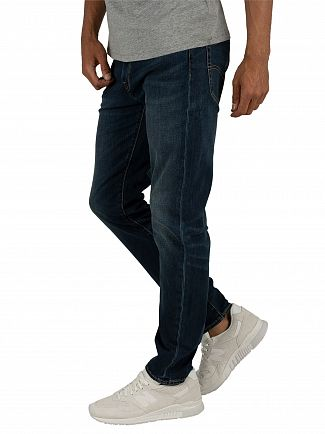Levi's Adriatic Adapt 512 Slim Taper Fit Jeans