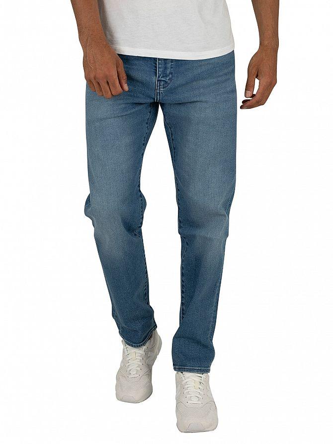 Levi's Cedar Light Midtone 502 Taper Jeans