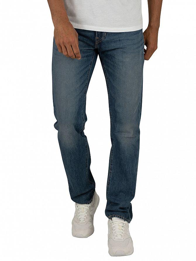 Levi's Warp Cool 511 Slim Fit Jeans