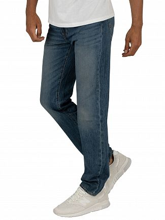 Levi's Warp Cool 511 Slim Fit Jeans