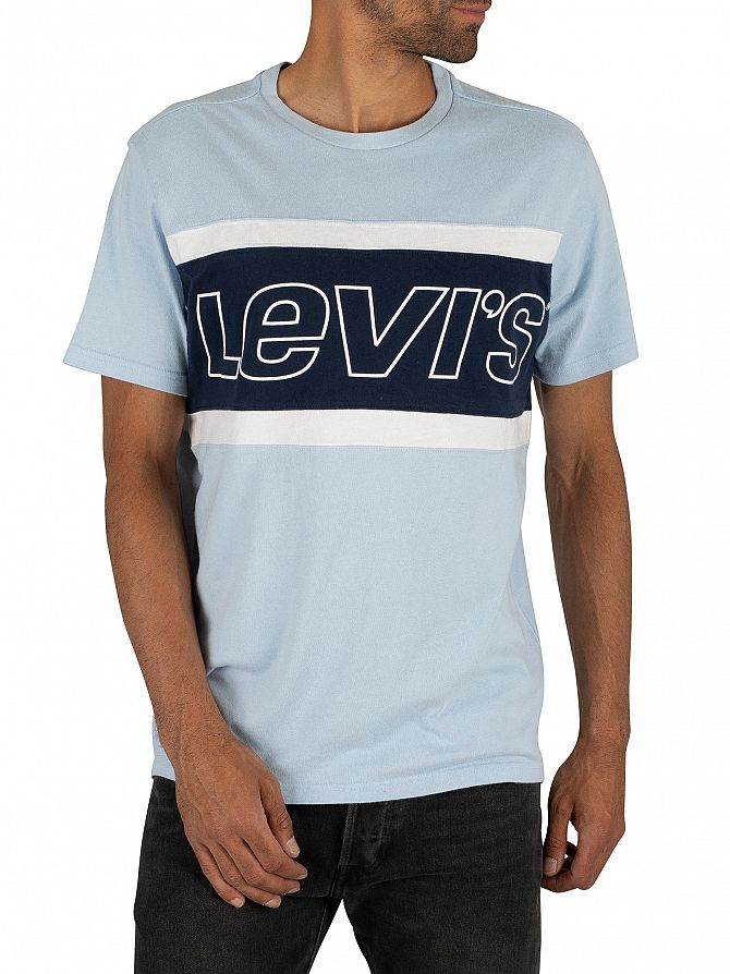 Levi's Sky Colour Block T-Shirt