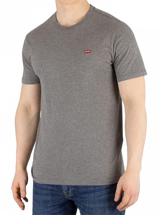 Levi's Charcoal Heather Original T-Shirt