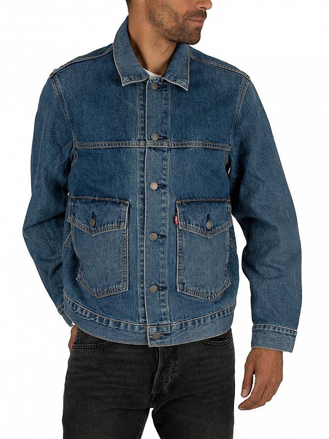 Levi's Gear Box Patch Pocket Trucker Jacket