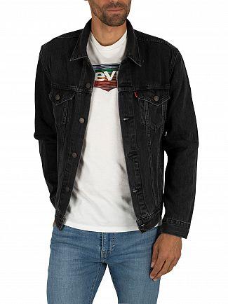 Levi's Liquorice Trucker Jacket