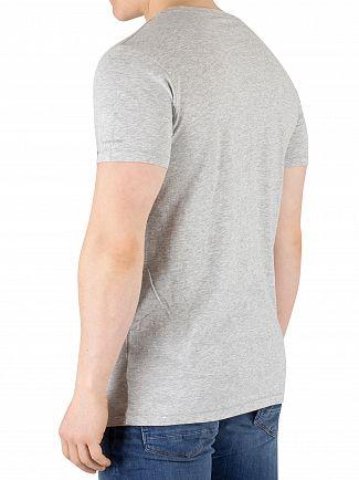 G-Star Light Grey Heather Graphic T-Shirt