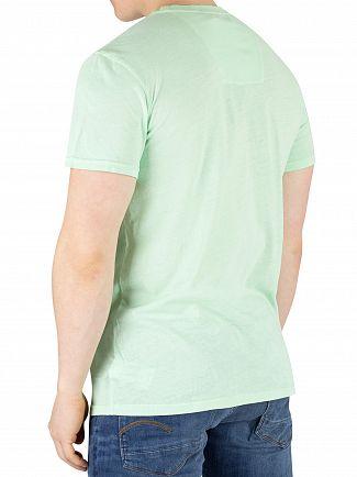 G-Star Pistache Recycled Dye T-Shirt
