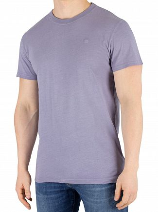 G-Star Bluebell Recycled Dye T-Shirt