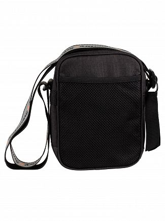 Superdry Dark Marl Reflective Freshman Festival Bag