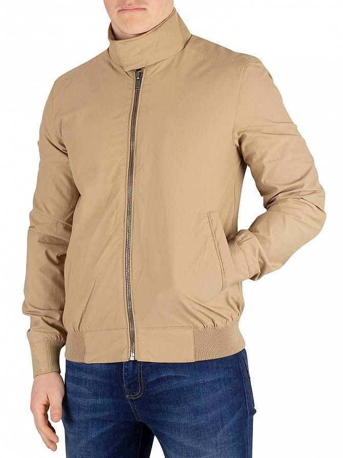 Superdry Stone Montauk Harrington Jacket