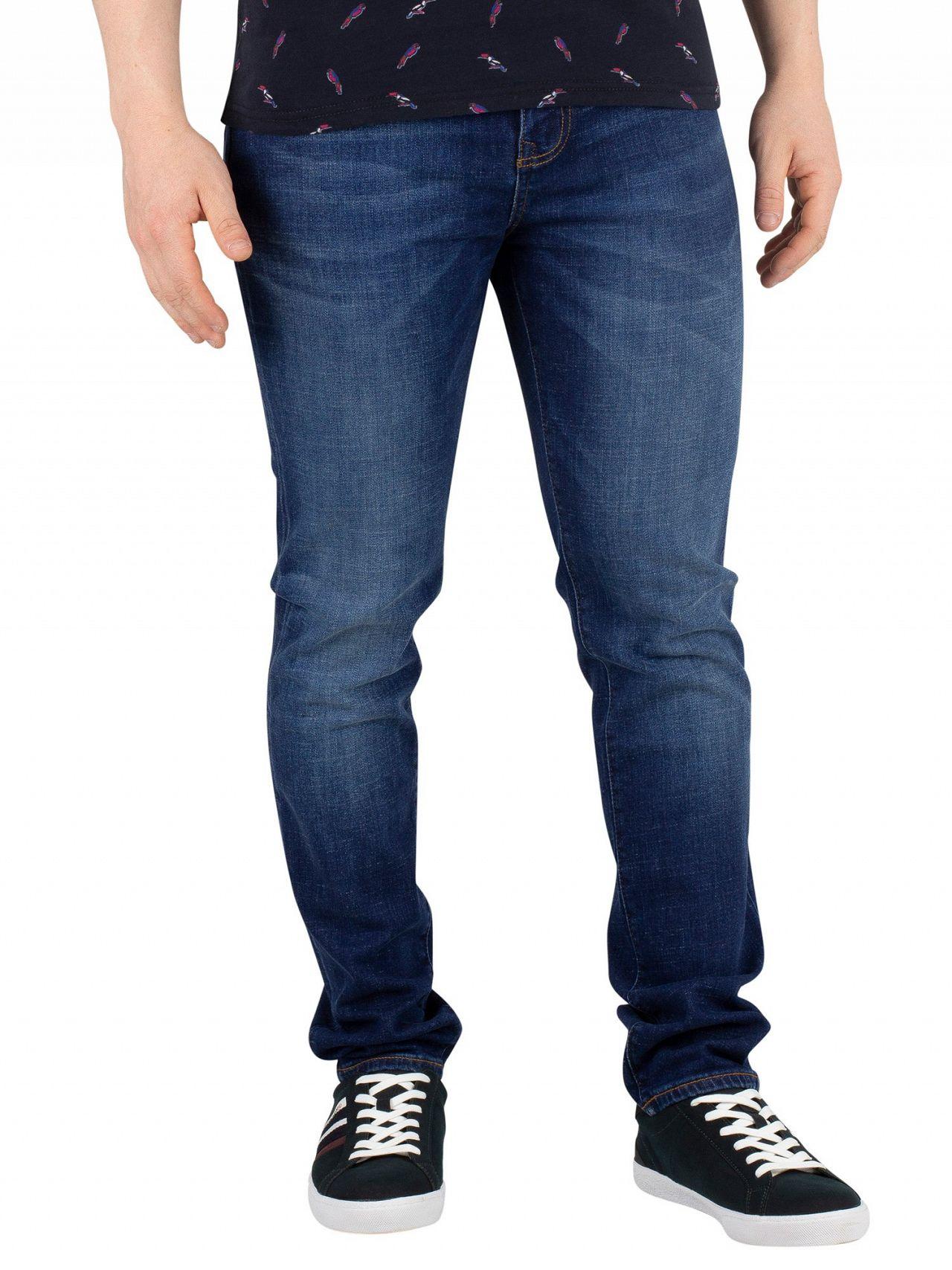 d2a859d4 Superdry Union Dark Blue Tyler Slim Jeans | Standout