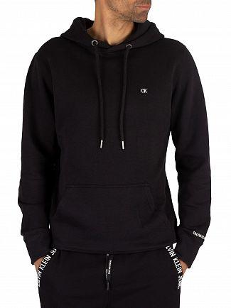 Calvin Klein Jeans Black Badge Pullover Hoodie