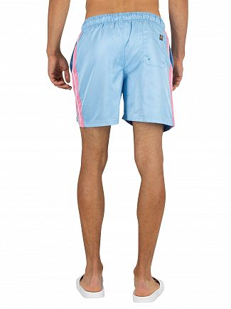 Ellesse Light Blue Apiro Swim Shorts