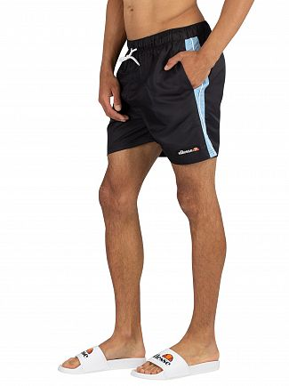 Ellesse Black Apiro Swim Shorts