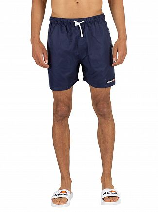 Ellesse Navy Apiro Swim Shorts