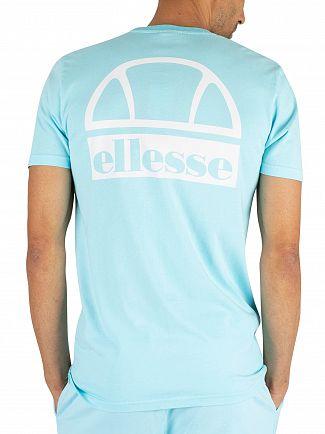 Ellesse Neon Blue Cuba T-Shirt