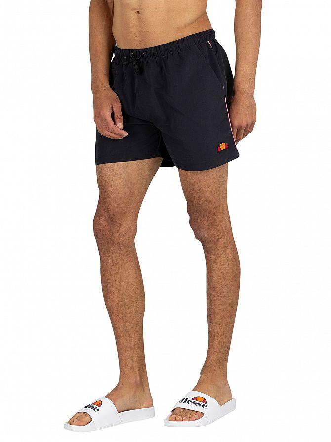 Ellesse Black Dem Slackers Swim Shorts