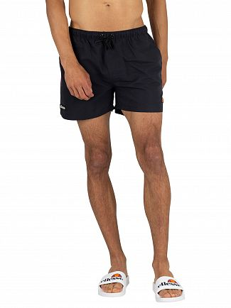 Ellesse Black Dem Slackers Swim Shorts