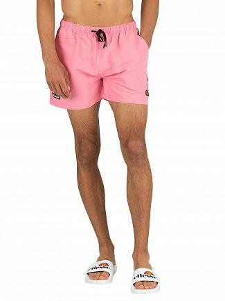 Ellesse Pink Dem Slackers Swim Shorts