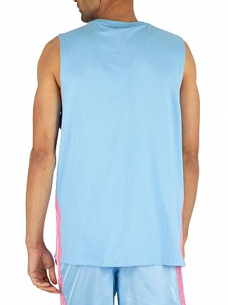 Ellesse Light Blue Jet Vest