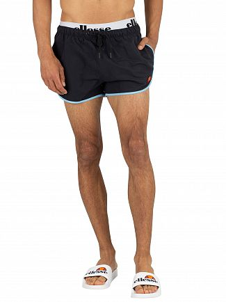 Ellesse Black Nasello Swim Shorts
