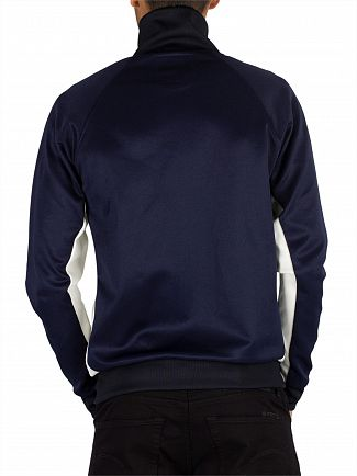G-Star Sartho Blue Ore Raglan Slim Track Jacket