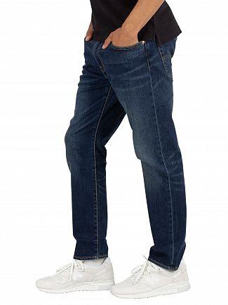 Levi's Adriatic Adapt 502 Taper Jeans
