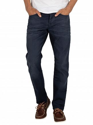 Scotch & Soda Black Ralston Slim Jeans