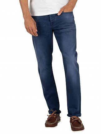 Scotch & Soda Concrete Blues Ralston Slim Jeans