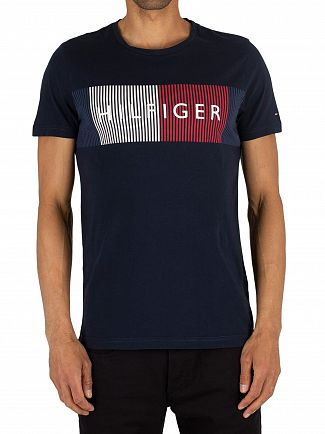 Tommy Hilfiger Sky Captain Merge T-Shirt