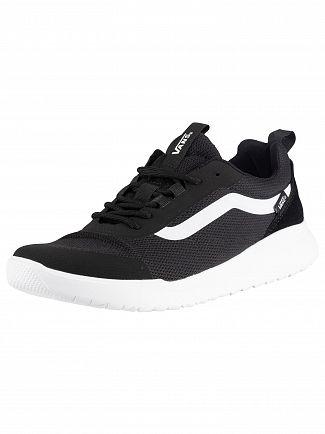 Vans Black/White Cerus Rw Mesh Trainers