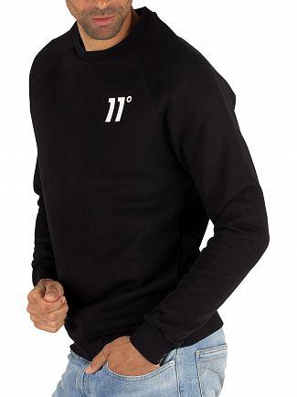 11 Degrees Black Core Sweatshirt