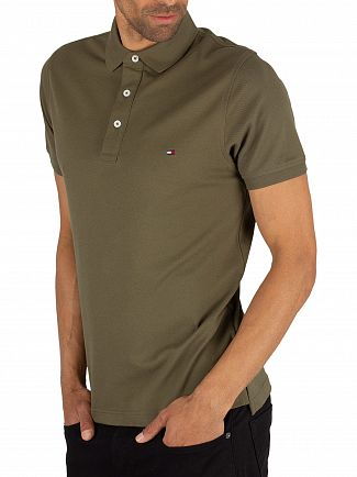 Tommy Hilfiger Grape Leaf Slim Fit Poloshirt