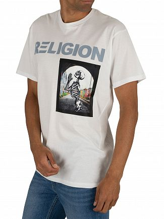 Religion White Chapel T-Shirt