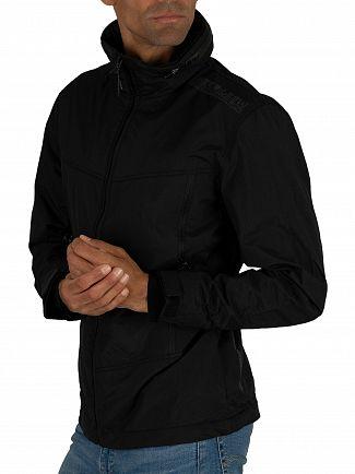 Superdry Black Altitude SD-Wind Hiker Jacket