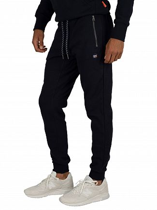 Superdry Box Navy Collective Joggers