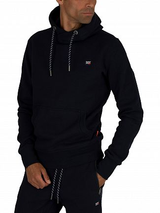 Superdry Box Navy Collective Pullover Hoodie