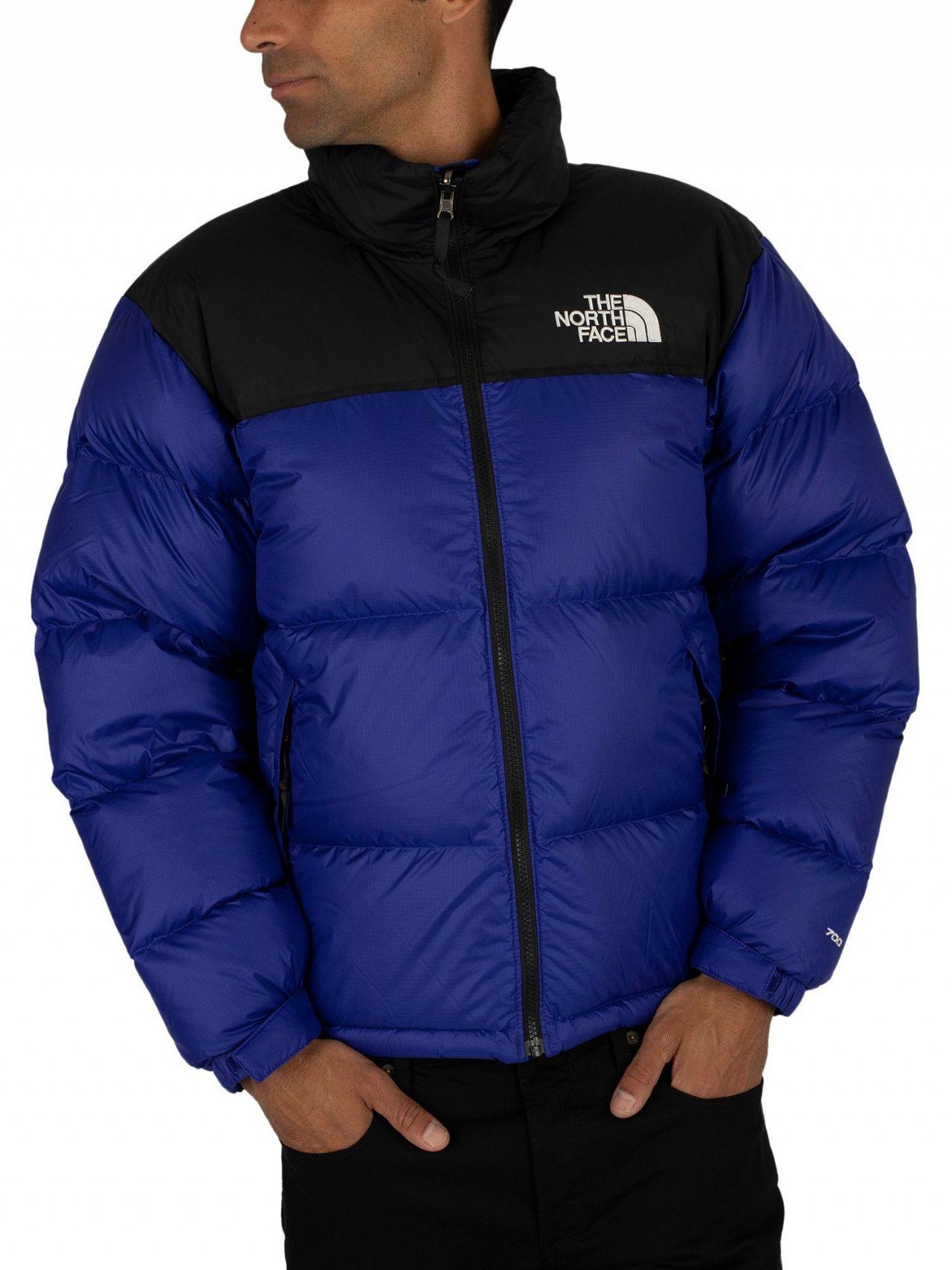22b6e3abf The North Face Aztec Blue 1996 Retro Nuptse Jacket