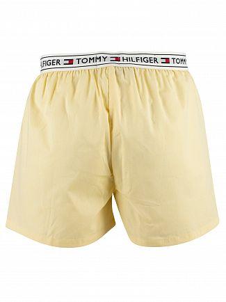 Tommy Hilfiger Lemon Meringue Authentic Woven Boxers