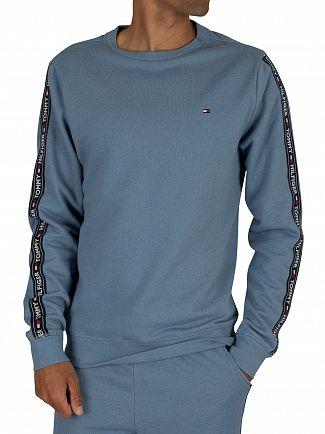 Tommy Hilfiger Coronet Blue Track Sweatshirt