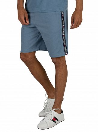 Tommy Hilfiger Coronet Blue Track Sweat Shorts