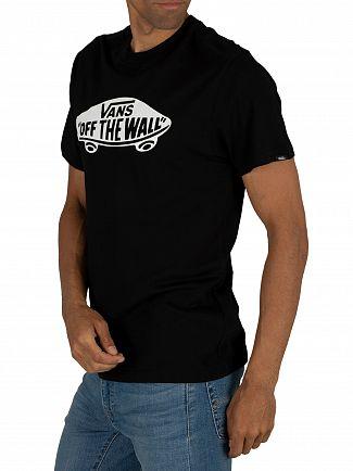Vans Black/White Graphic T-Shirt