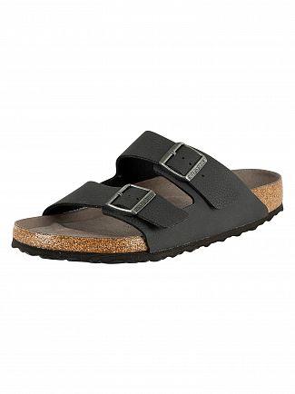 Birkenstock Desert Soil Black Arizona BS Sandals