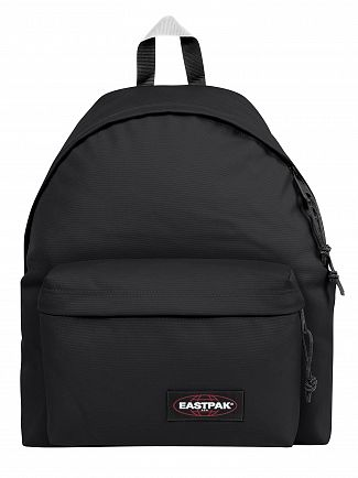 Eastpak Blackout Padded Pak'R Backpack