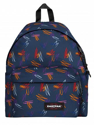 Eastpak Scribble Urban Padded Pak'R Backpack