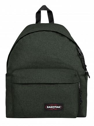 Eastpak Crafty Moss Padded Pak'R Backpack
